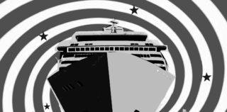 Il noir mediterraneo in crociera